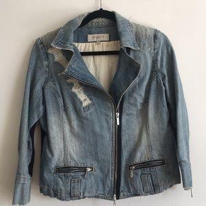 Karen Millen Women Jean Jacket size medium